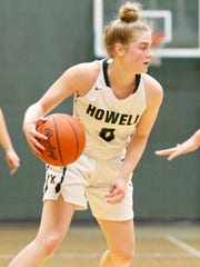 Howell's Paige Johnson has signed with Concordia University