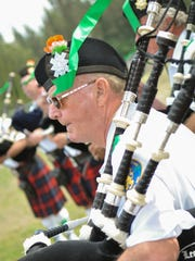 The Lee County Pipes and Drums will perform at the Naples and Fort Myers Beach St. Patrick's Day parades. Naples on Saturday and Fort Myers Beach on Tuesday.