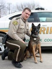 From 2015: Winneshiek County Deputy Sheriff Steve Nesvik