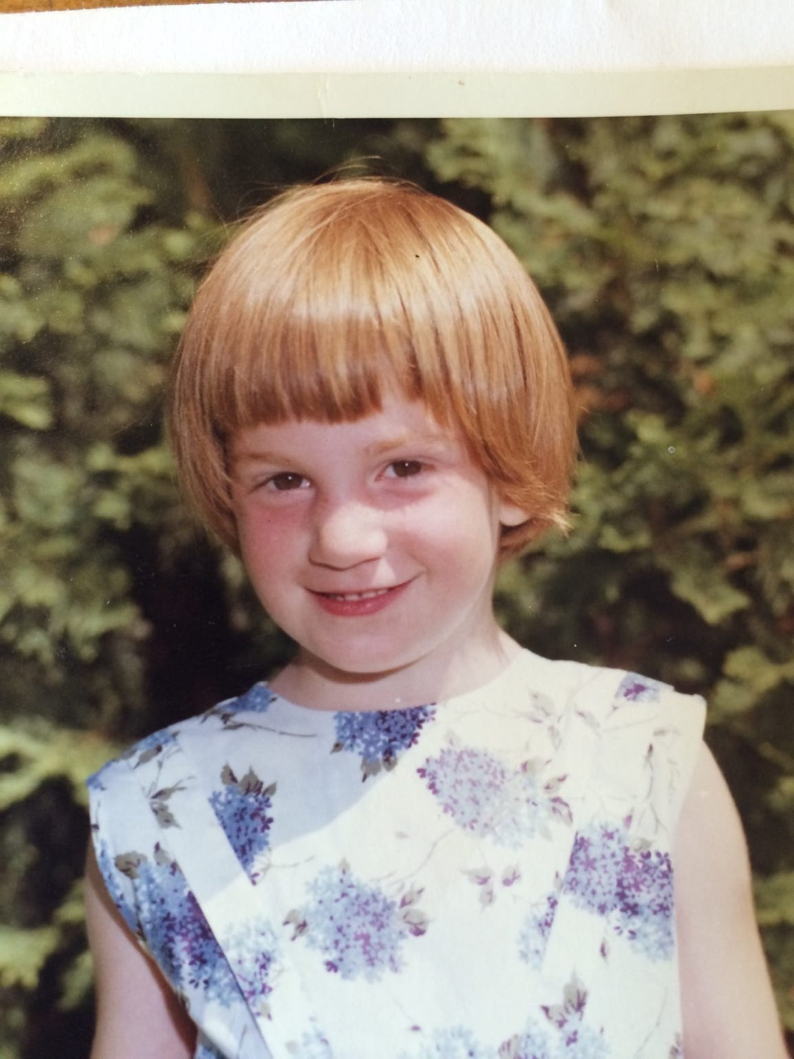 Clai Lasher-Sommers, pictured in an undated photograph as a child, grew up near the Vermont border of New Hampshire. Police and court records indicate that community leaders knew she and her brother were being abused at home. In 1970, when Lasher-Sommers was 13, her stepfather shot her in the back. She's one of eight survivors featured in the new podcast Aftermath.