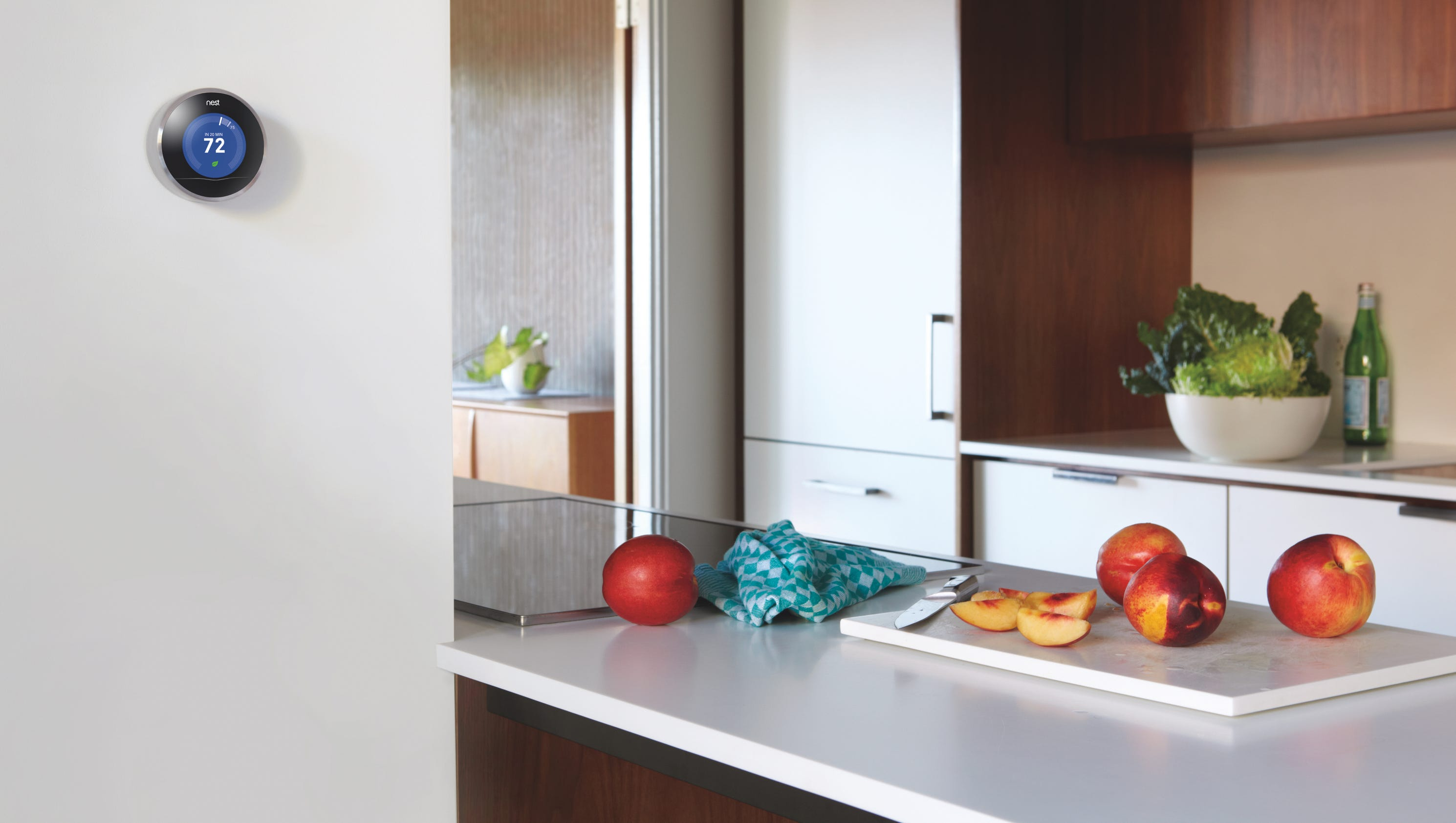 adt and nest team up to make the smart home more secure. Black Bedroom Furniture Sets. Home Design Ideas