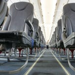 It's not your imagination. Airline seats are shrinking and air rage is growing.