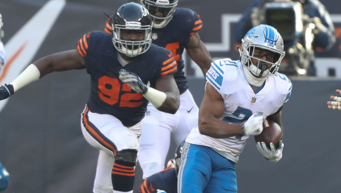 Detroit Lions won't fix run game until they get rid of Ameer Abdullah
