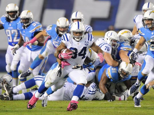 Heard In The Colts Locker Room Crucial To Slowing Down