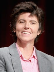 "Tig Notaro is featured in in ""Tig Notaro: Boyish Girl"
