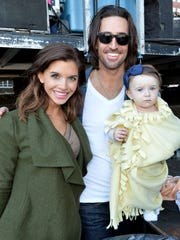 Jake Owen married Lacey Buchanan in 2012. Their daughter, Pearl, turns 2 in November. Fans can catch glimpses of Pearl via Owen's Instagram account where he has posted videos of her hunting for Easter eggs and sitting on his lap as he strums guitar.