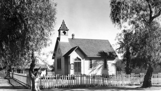 Community Church celebration c. 1919.