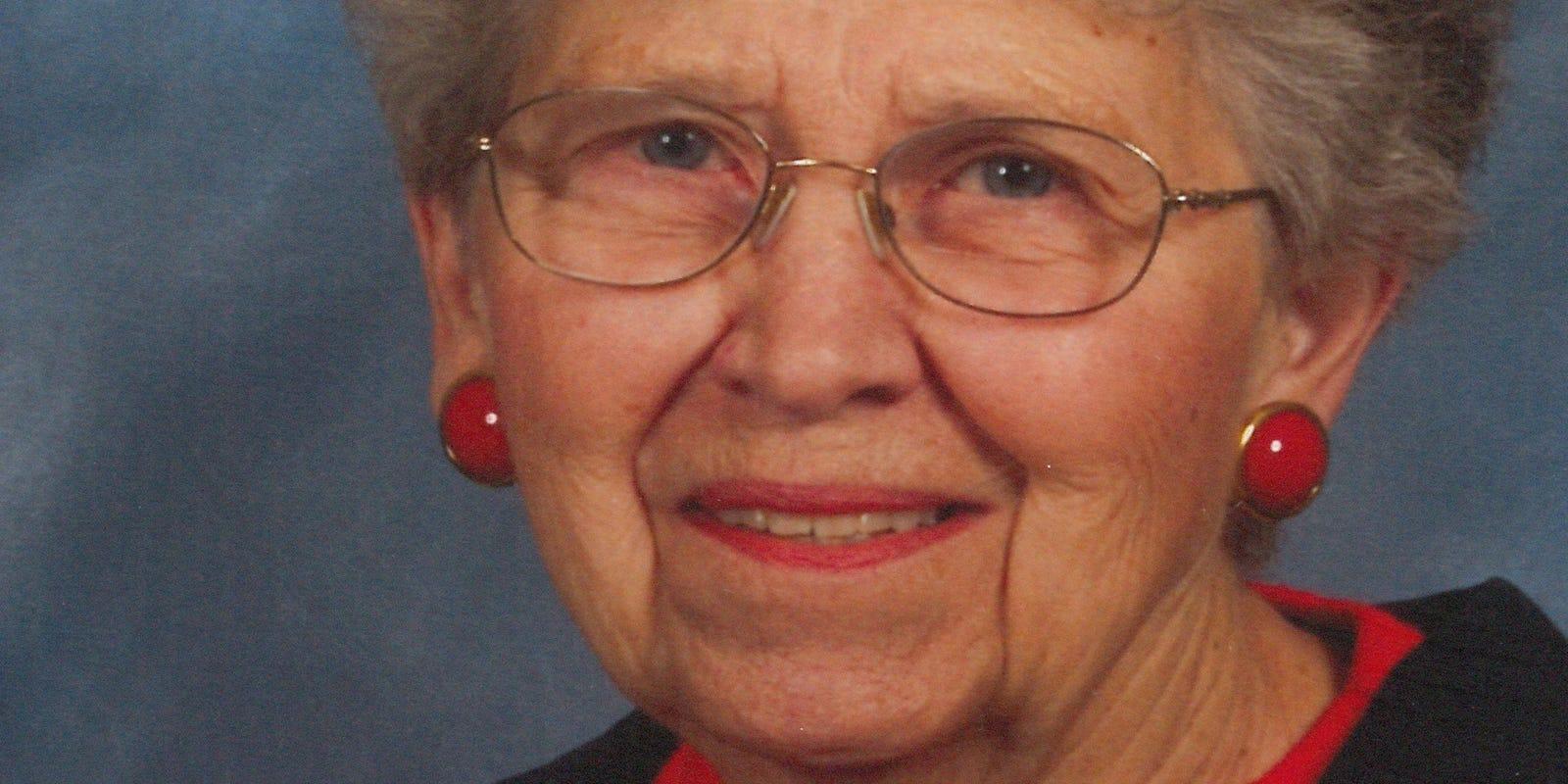 Audrey E Halverson 93
