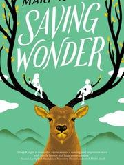 Saving Wonder cover