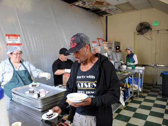 In a remarkable effort, no meals were missed during repairs to nonprofit Dorothy's Place after it suffered hidden water leaks. The damage rendered flooring unsafe in kitchen and dining room, and a walk-in refrigerator unusable.