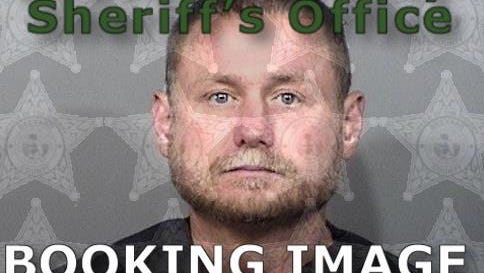Michael Fortin, 40, arrested after fish and wildlife officers say he led them on an airboat chase July 4.