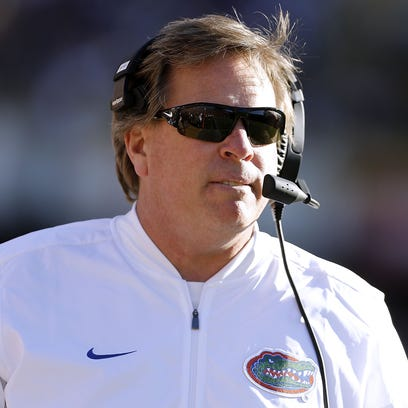 Florida's McElwain: We'll 'beat the heck out of Michigan'