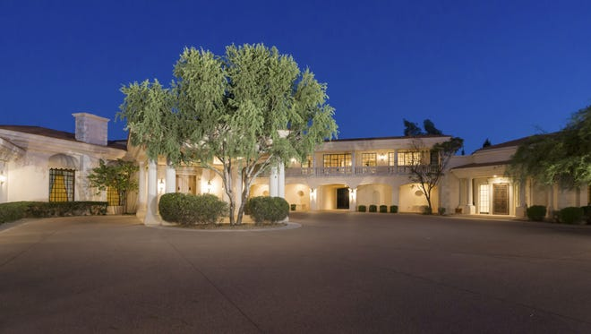 An Arizona company, 5600 Saguaro LLC, paid $7,400,000 for a 14,514-square-foot house in Jokake Camelback Properties in Paradise Valley. The 2004, five-bedroom home in a gated community features 12 fireplaces, a guest house, tennis court and pool with gazebo and fountains. The house was sold by Joe L. Riley, president and CEO of RMA Associates Inc., which owns National Auto Mart in Phoenix, an automobile dealer specializing in off-lease fleet vehicles.