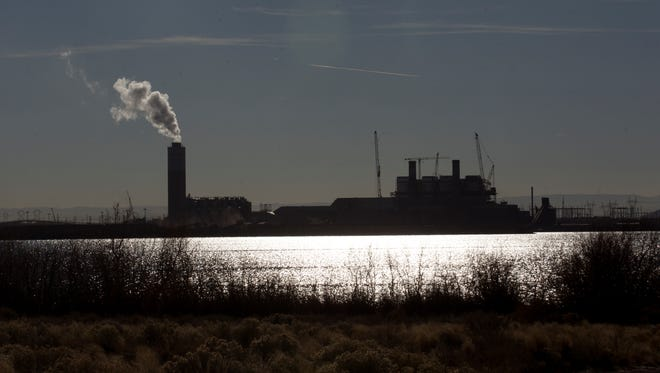 A utility that is a part owner of the Four Corners Power Plant in Waterflow is seeking permission to use part of a a hoped-for rate increase to recoup improvement costs for the plant.