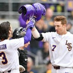LSU rebounds with win over Hofstra