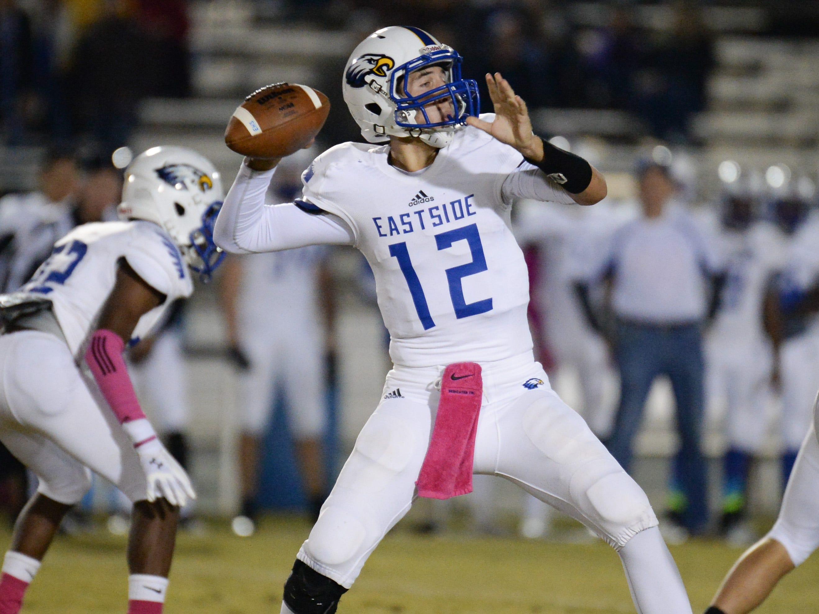 Eastside High has hired Steve Wilson as football coach.