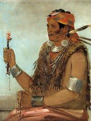 Tenskwatawa, the Prophet