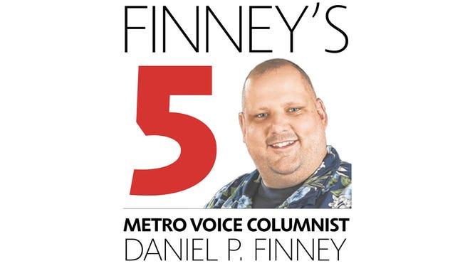 Finney's Five