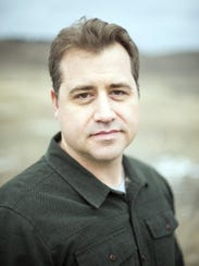 Chad Dundas of Missoula is the author of the new novel