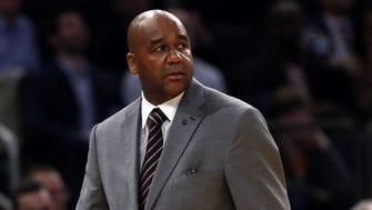 Former Georgetown Hoyas head coach John Thompson III.