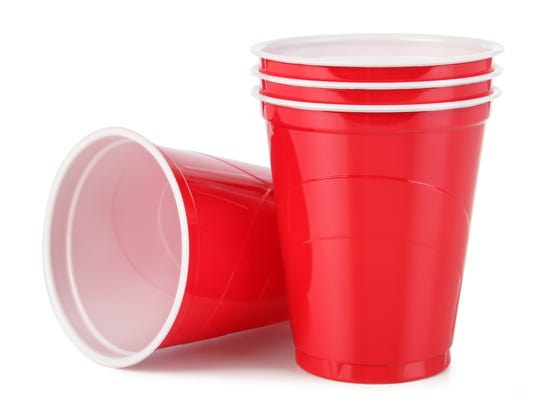 The inventor of the red Solo cup has died.