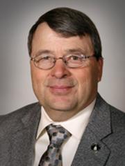 Rep. Norlin Mommsen, R-DeWitt