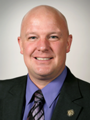 Sen. Jason Schultz, R-Schleswig