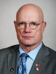Rep. Steven Holt, R-Denison