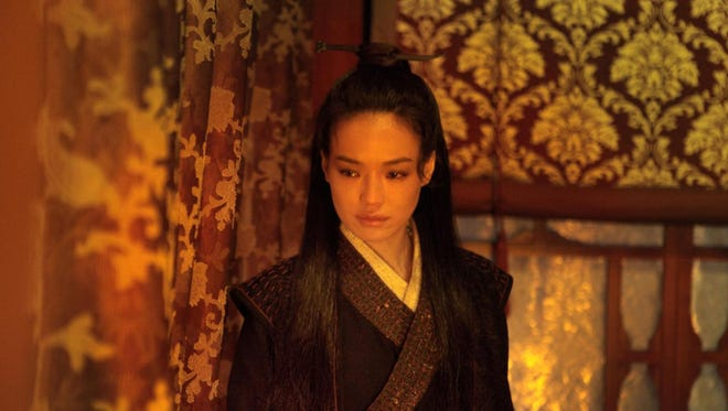 "Shu Qi stars in ""The Assassin,"" opening Friday at Cinemapolis in Ithaca"