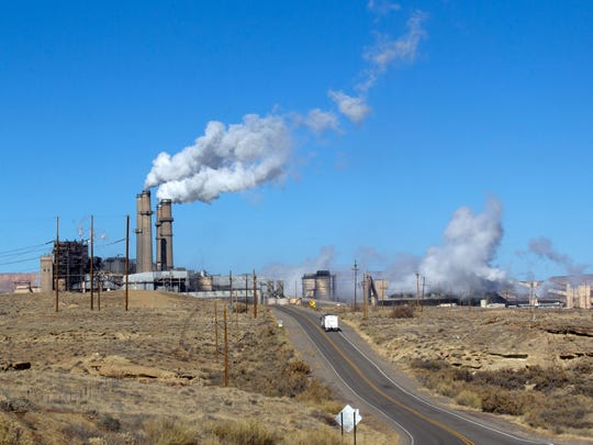 A potential deal to keep the San Juan Generating Station