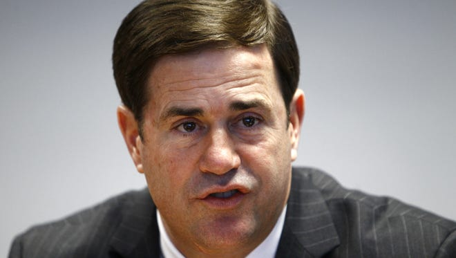 Gov. Doug Ducey has unveiled a plan to step up efforts to reduce the Arizona's Medicaid enrollment numbers.