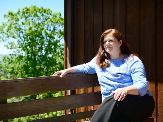 Jacqueline Gottlieb is the president and CEO of the Hinton Center in Hayesville. The center has a program that does much-needed repairs to homes in the area, which has little affordable housing available.