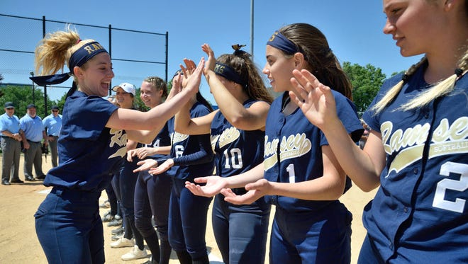 Ramsey takes on Immaculate Conception in the Bergen County softball final Saturday.