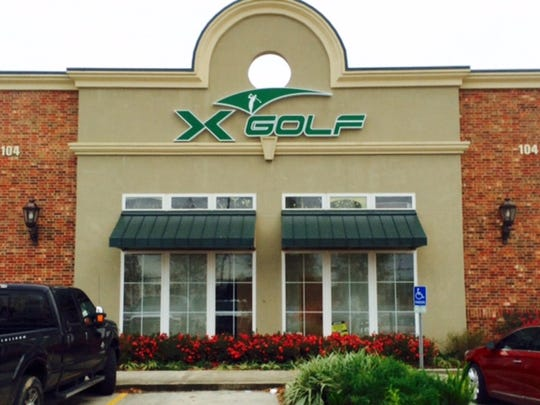 XGolf is an indoor, virtual  golf bar that will open in Lafayette soon.