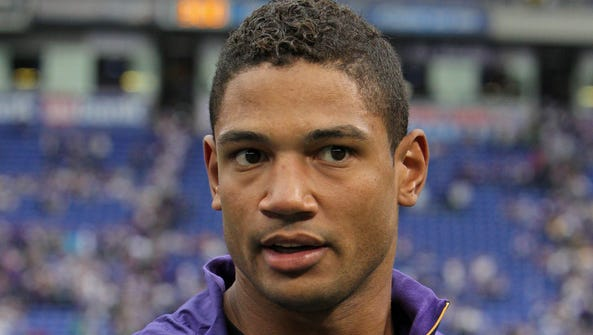 Josh Freeman's last NFL game came with the Vikings