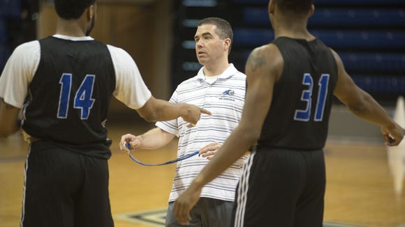 UNC Asheville coach Nick McDevitt and the Bulldogs will host basketball camps this summer.