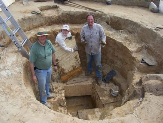 When archaeologists found evidence of a 17th-century