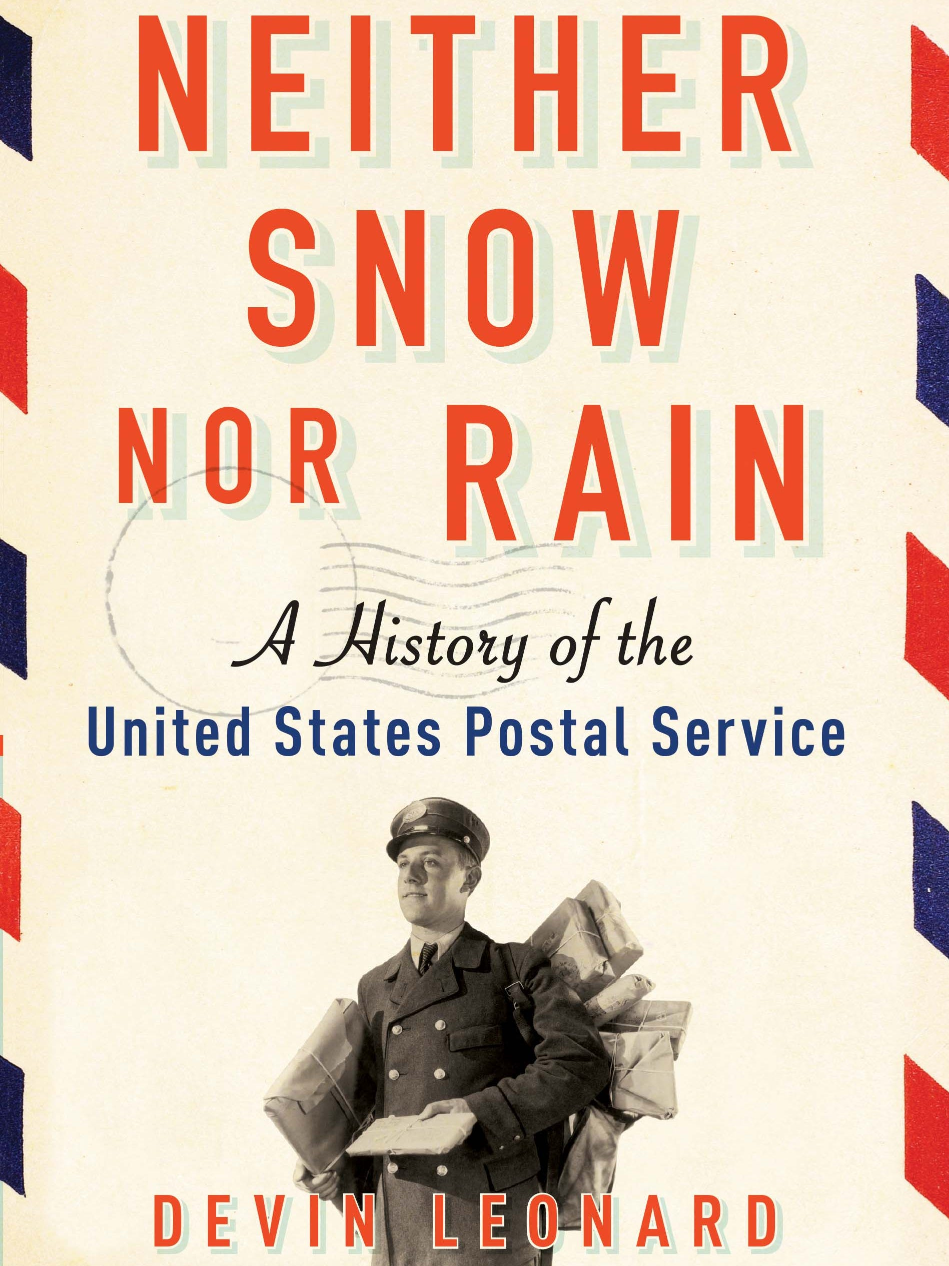 New History Of U S Postal Service Delivers