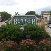 A Brookfield resident wondered what the city's relationship with the village of Butler is like.