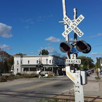 Brookfield investigating no-whistle, quiet zones for train crossings