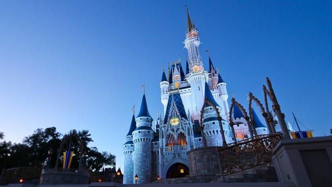Exclusive member discount to Walt Disney World.