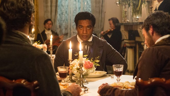 Chiwetel Ejofor stars as protagonist Solomon Northup in '12 Years A Slave.'