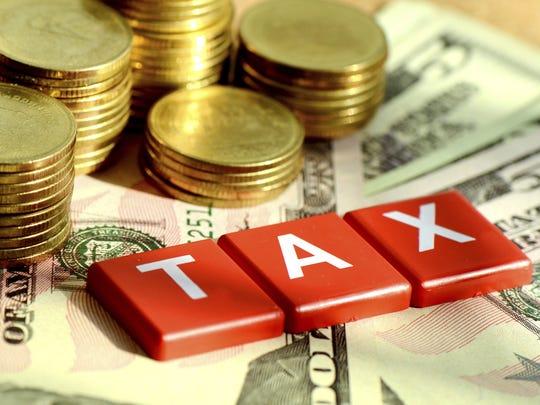 Taxes.