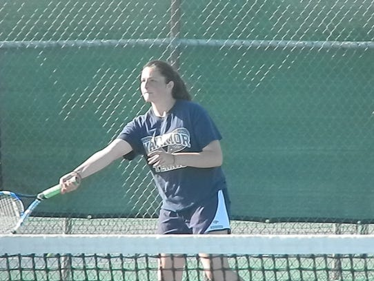 The RHS tennis team will have almost two weeks off