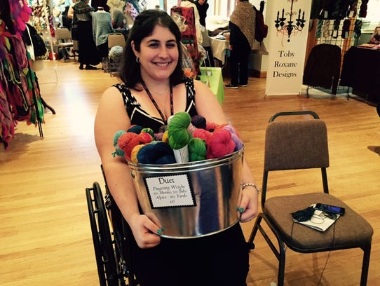Why Go To The North Jersey Fiber Arts Festival
