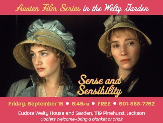 "The Eudora Welty House and Garden will present ""Sense"