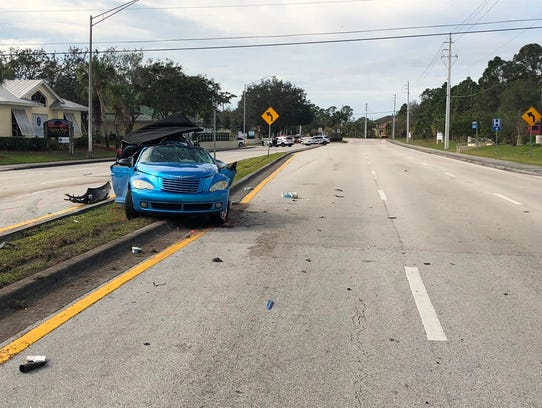 Port St. Lucie Police responded to a fatal crash early
