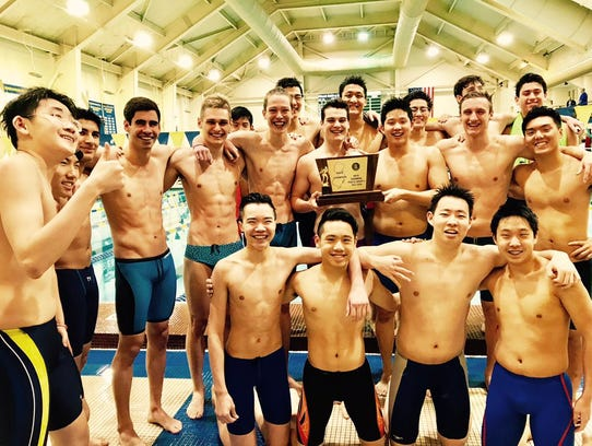 NV/Demarest became state champions for the third straight
