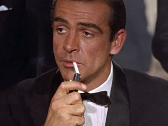Suave secret agent James Bond (originally played by Sean Connery) has been at the center of 26 films, with the 27th planned for 2019.(Photo: Courtesy of United Artists)