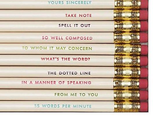 Ladybug gifts 2 pencils